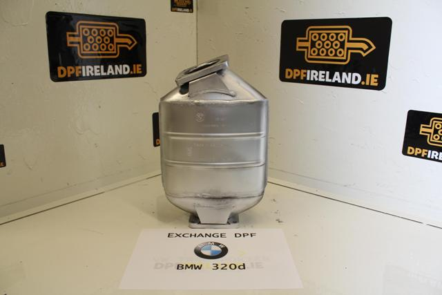 DPF Ireland in Cork | DPF Cleaning, Removal and Replacement